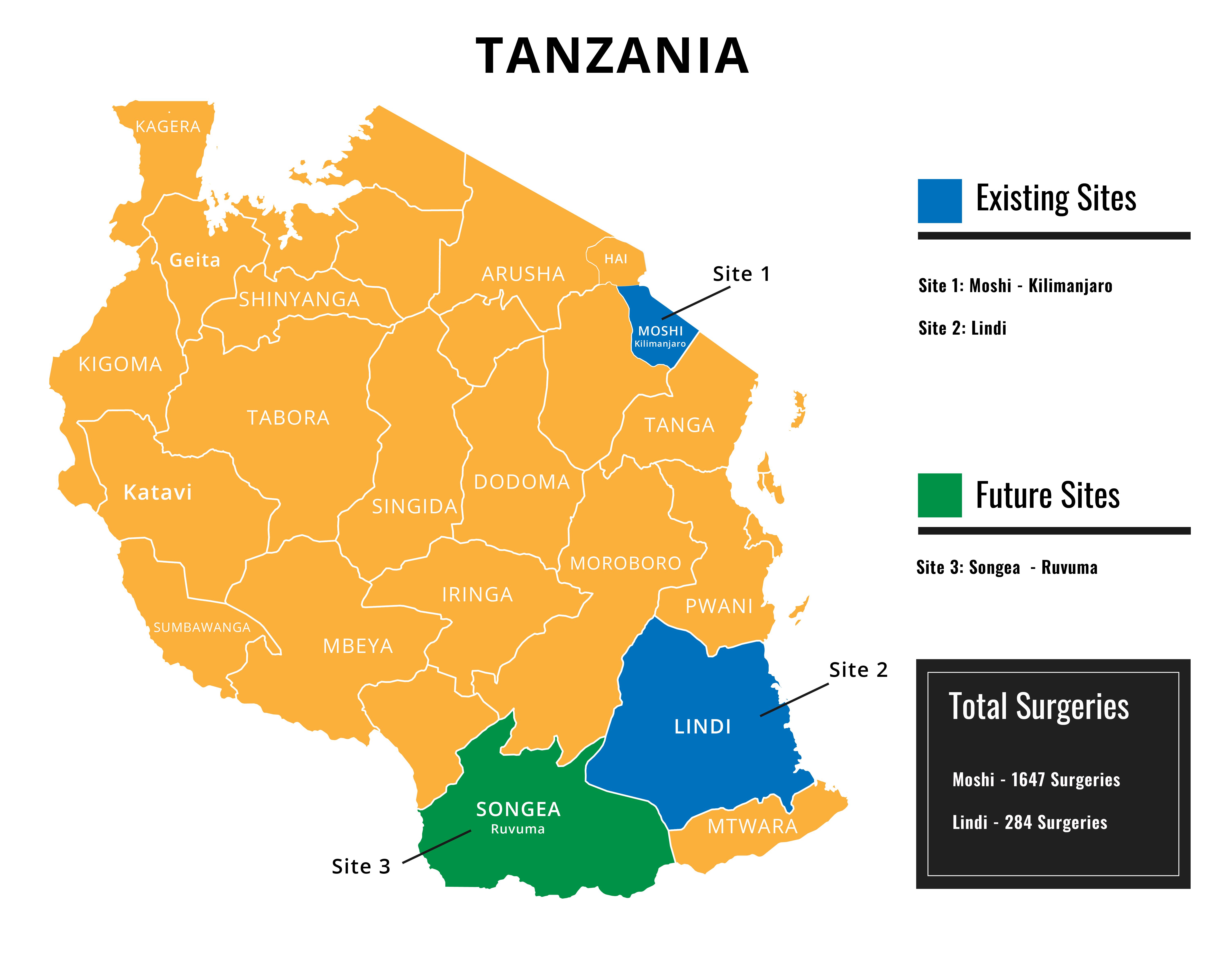 Eye Corps Tanzania